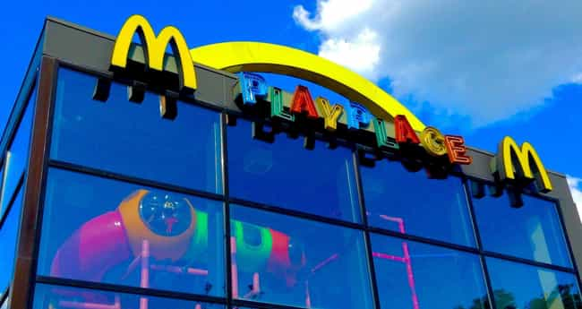 Kids Pee In The Tunnels ... is listed (or ranked) 3 on the list McDonald's Employees Reveal The Worst Things To Go Down In The Playground