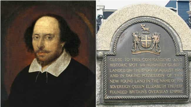 Shakespeare Was Still Alive Wh... is listed (or ranked) 4 on the list 12 Historical Events You Didn't Realize Famous Figures Lived Through