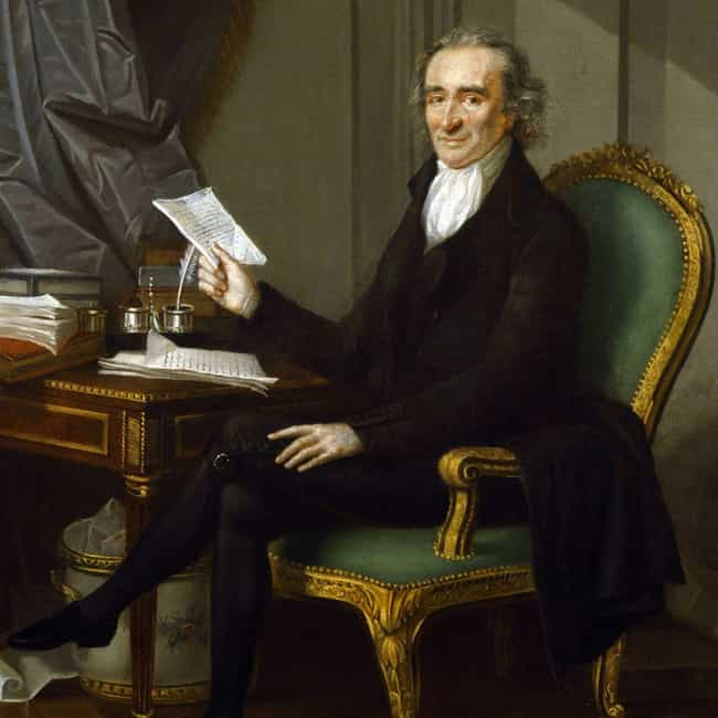 Thomas Paine's Remains W... is listed (or ranked) 7 on the list 14 Horrifying Facts About The Founding Fathers They Purposely Cut Out Of History Books