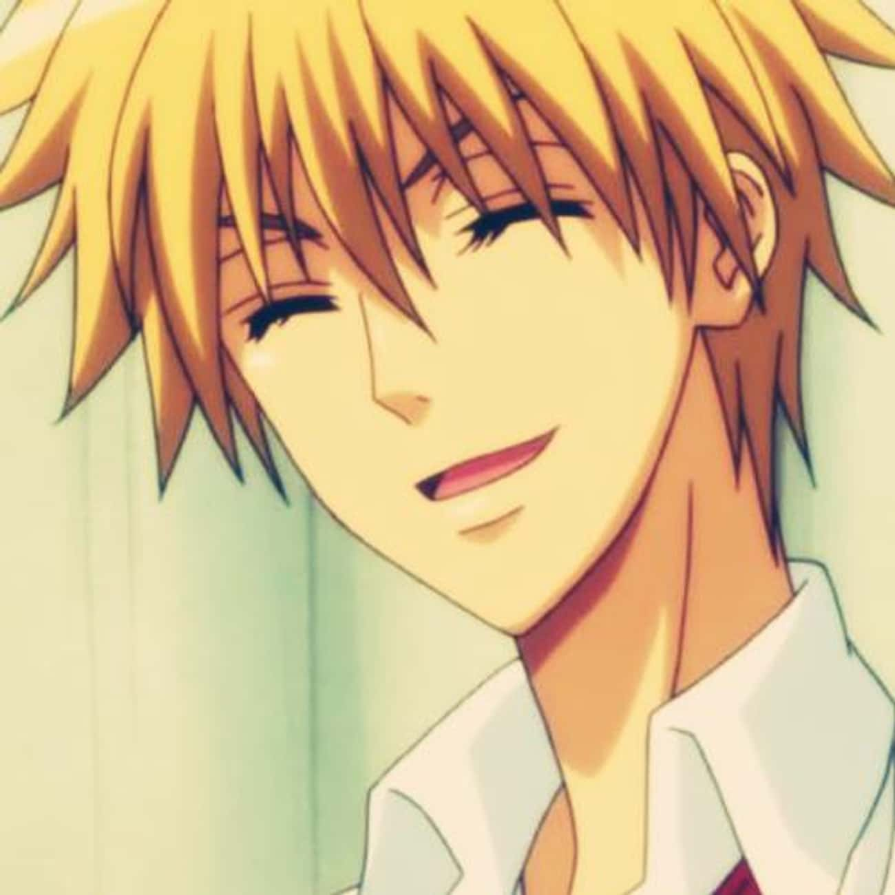 Usui Takumi is listed (or ranked) 3 on the list Ranking the 30+ Best Wealthy Anime Characters