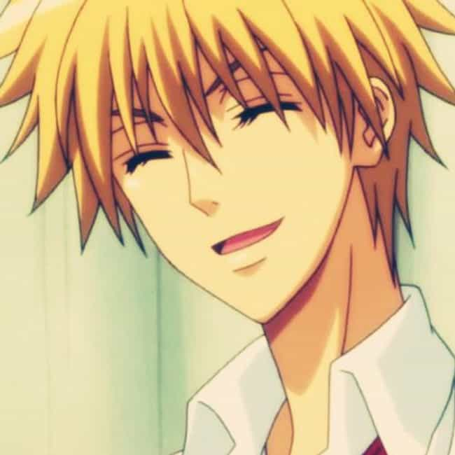 Usui Takumi is listed (or ranked) 4 on the list Ranking the 30+ Best Wealthy Anime Characters