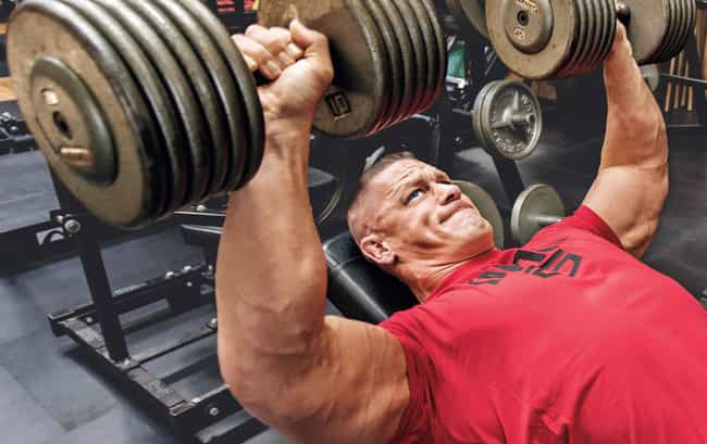 He Has A Degree In Exercise Ph... is listed (or ranked) 1 on the list 5 Things You Should Know About John Cena