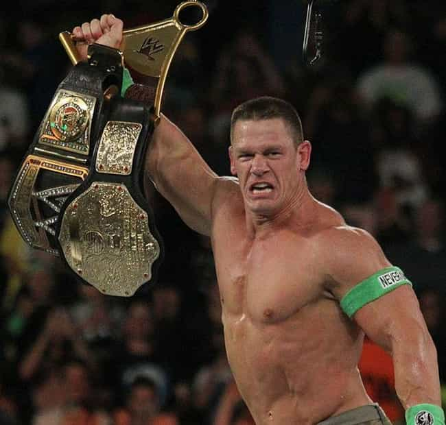 His Role As WWE's Franchise Pl... is listed (or ranked) 3 on the list 5 Things You Should Know About John Cena