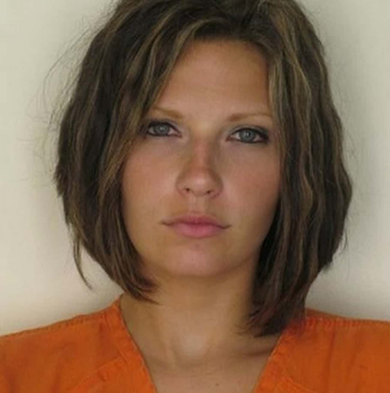 Orange Is The New Bombshell is listed (or ranked) 1 on the list The Most Ridiculously Photogenic Mugshots Ever Taken