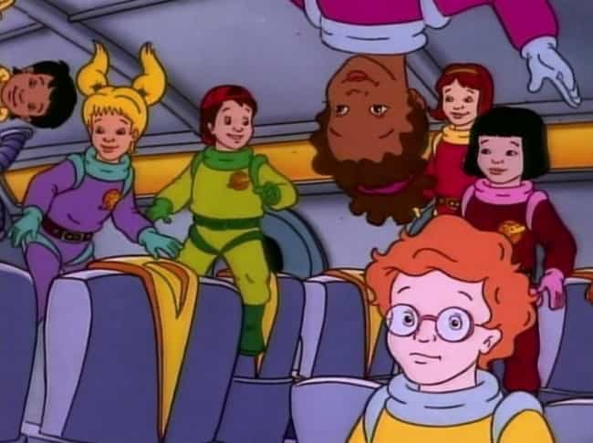 The Students Are Constan... is listed (or ranked) 3 on the list 21 Things About the Magic School Bus You Never Realized Are Super Messed Up