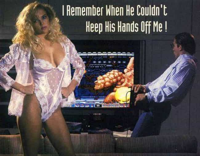 Games Before Dames is listed (or ranked) 2 on the list 22 Old-School Video Game Ads That Are Mind-Blowingly Sexist