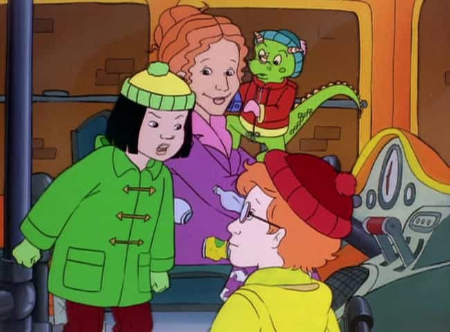 Wanda Is A Monster is listed (or ranked) 4 on the list 21 Things About the Magic School Bus You Never Realized Are Super Messed Up