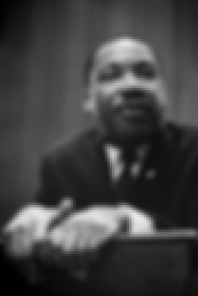 The FBI Tried To Get MLK To Co... is listed (or ranked) 1 on the list 11 Creepy Government Plots And Conspiracies You Didn't Know About