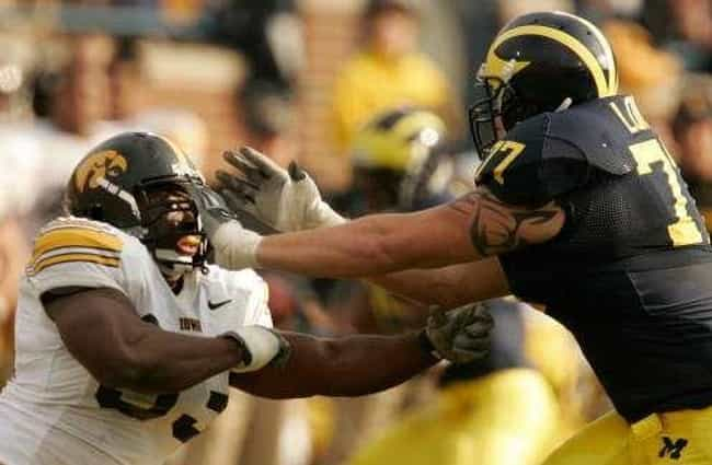 He Played For The Iowa Hawkeye... is listed (or ranked) 3 on the list 5 Things You Should Know About Big E