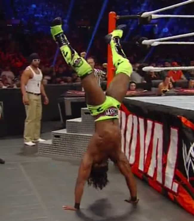 He Has Some Amazing Royal Rumb... is listed (or ranked) 1 on the list 5 Things You Should Know About Kofi Kingston