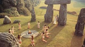Sex Isn't Very Common In Moder... is listed (or ranked) 1 on the list 14 Fascinating Truths About Pagan Sex Rituals