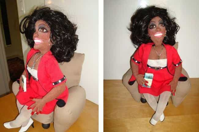 Oprah's Gonna Shut Down Et... is listed (or ranked) 4 on the list 26 Horrible Celebrity Dolls That Actually Got Made