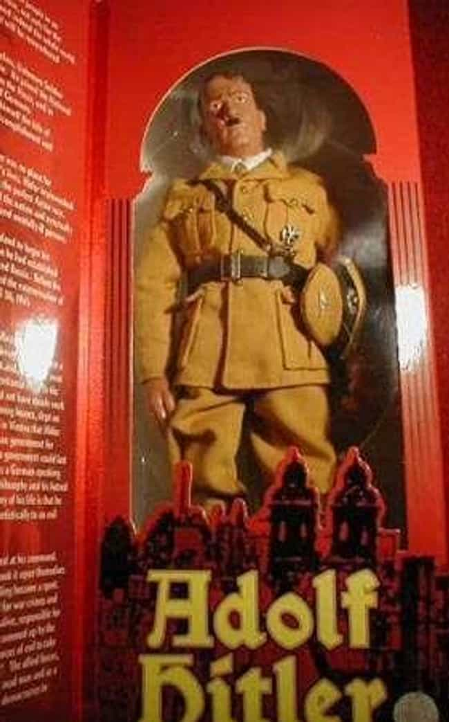 Hitler Or Miss is listed (or ranked) 3 on the list 26 Horrible Celebrity Dolls That Actually Got Made
