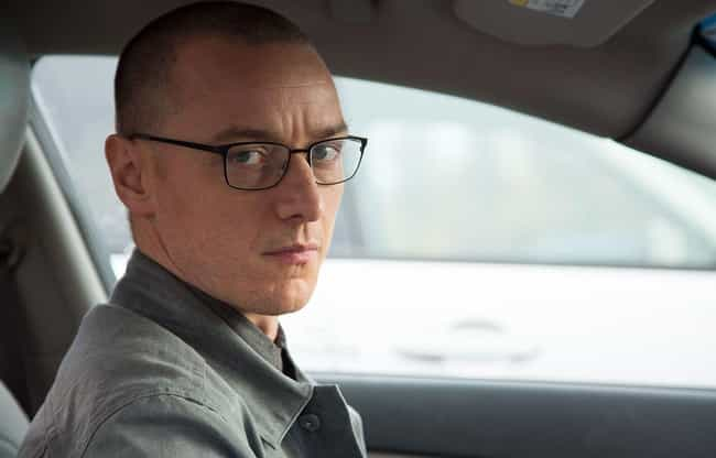 It's Disappointing That James ... is listed (or ranked) 2 on the list 16 Of The Worst Things About Split, M. Night Shyamalan's Latest Comeback Film