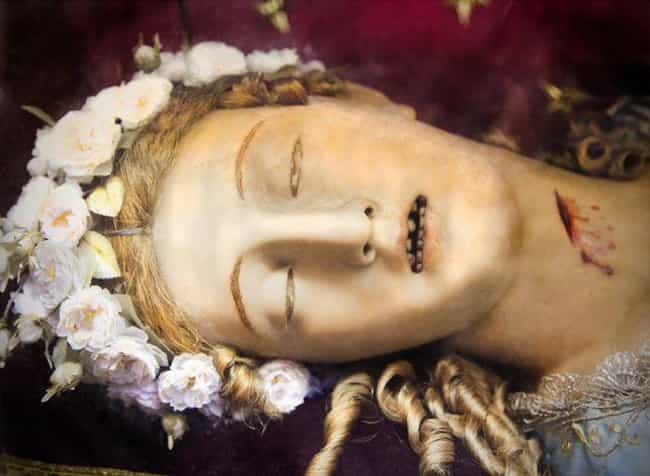 St. Victoria of Rome is listed (or ranked) 3 on the list 11 Major Religious Figures Whose Corpses Allegedly Never Decayed