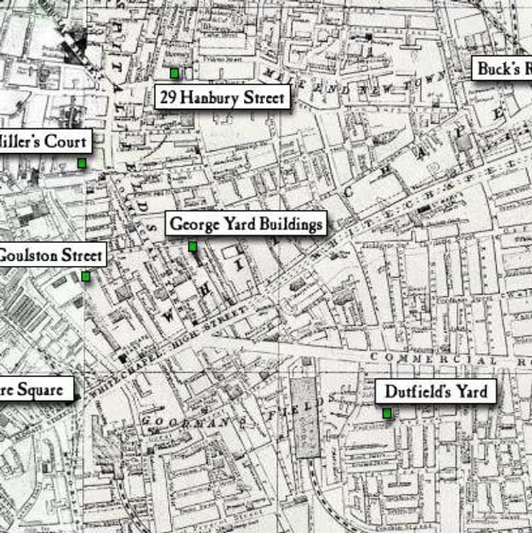 Why H H Holmes And Jack The Ripper Could Be The Same Person