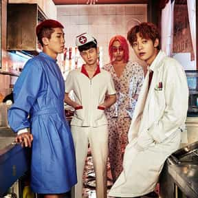 Drug Restaurant is listed (or ranked) 10 on the list The Best Korean Rock Bands/Artists
