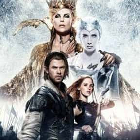 The Huntsman Winter's War is listed (or ranked) 12 on the list The 20+ Best Emily Blunt Movies of All Time, Ranked