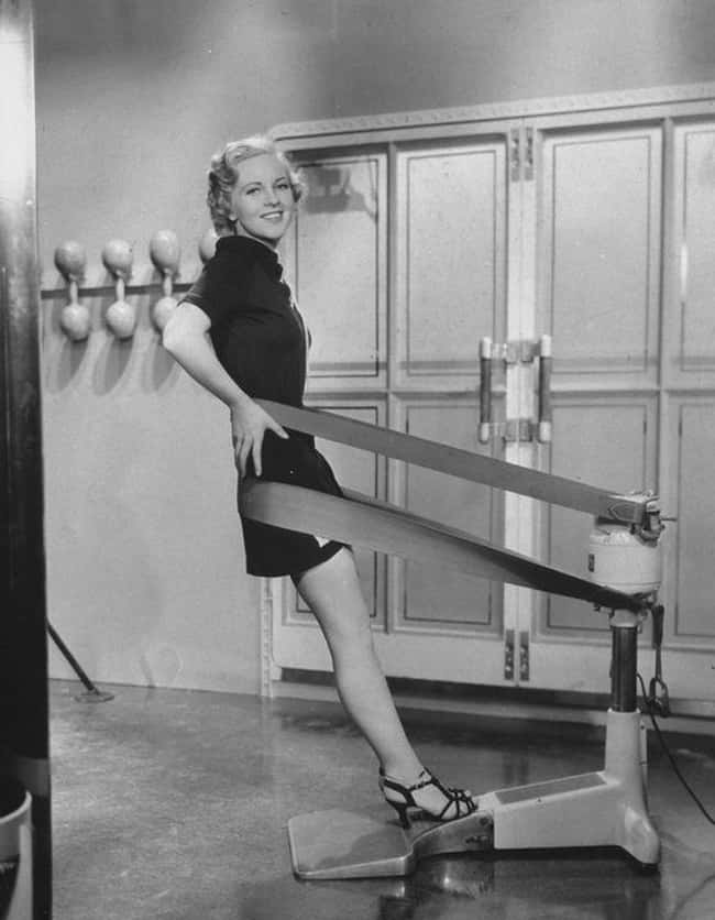 Mid-Century Women Strapped On  is listed (or ranked) 11 on the list 12 Horrifying Weight Loss Techniques People From History Actually Tried