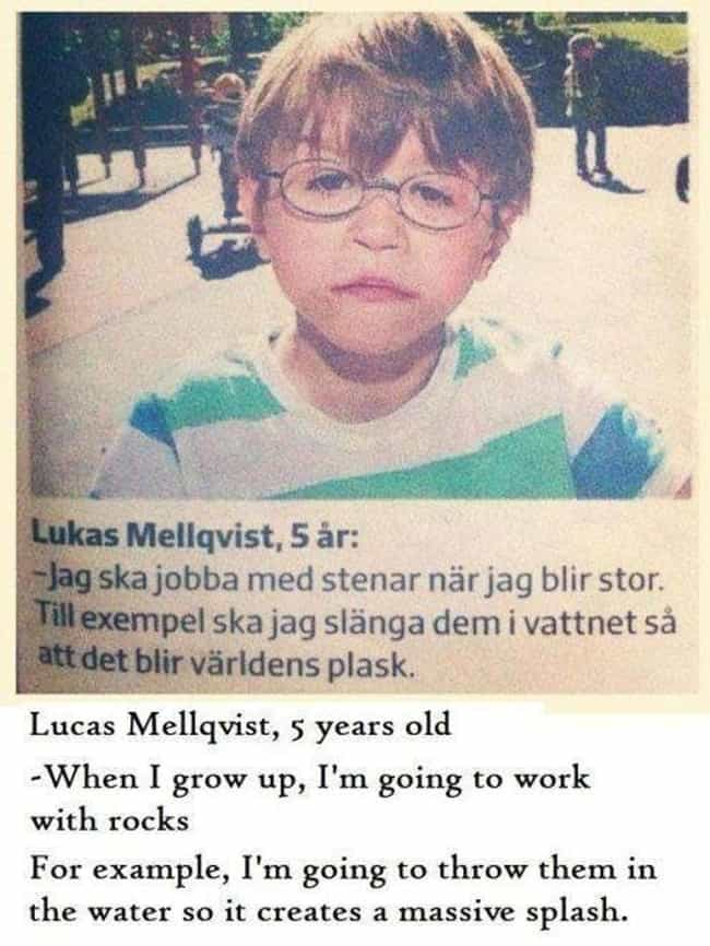16 Insane Quotes From Children That Actually Got Printed In Newspapers