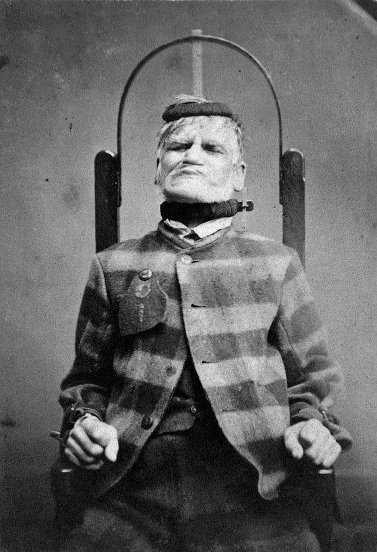 You Might Be Abused By The Sta is listed (or ranked) 3 on the list Life in a 19th Century Mental Institution Was Basically Torture