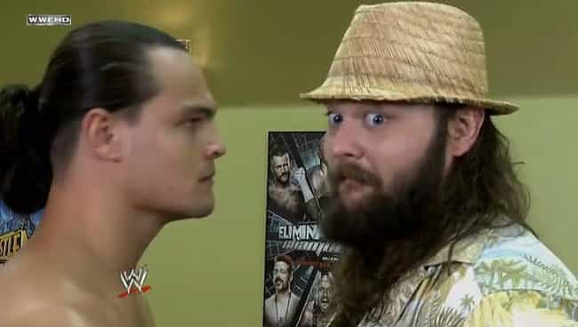 Brother Of Bo Dallas is listed (or ranked) 3 on the list 5 Things You Should Know About Bray Wyatt