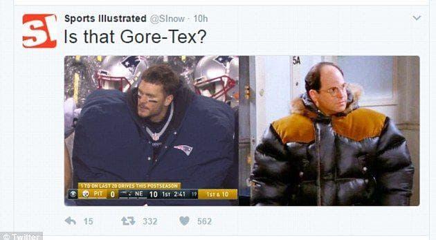 Brady Goes Full Costanza on Random Internet Expertly Trolled Tom Brady