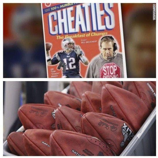 Official Breakfast Of The Patriots on Random Internet Expertly Trolled Tom Brady