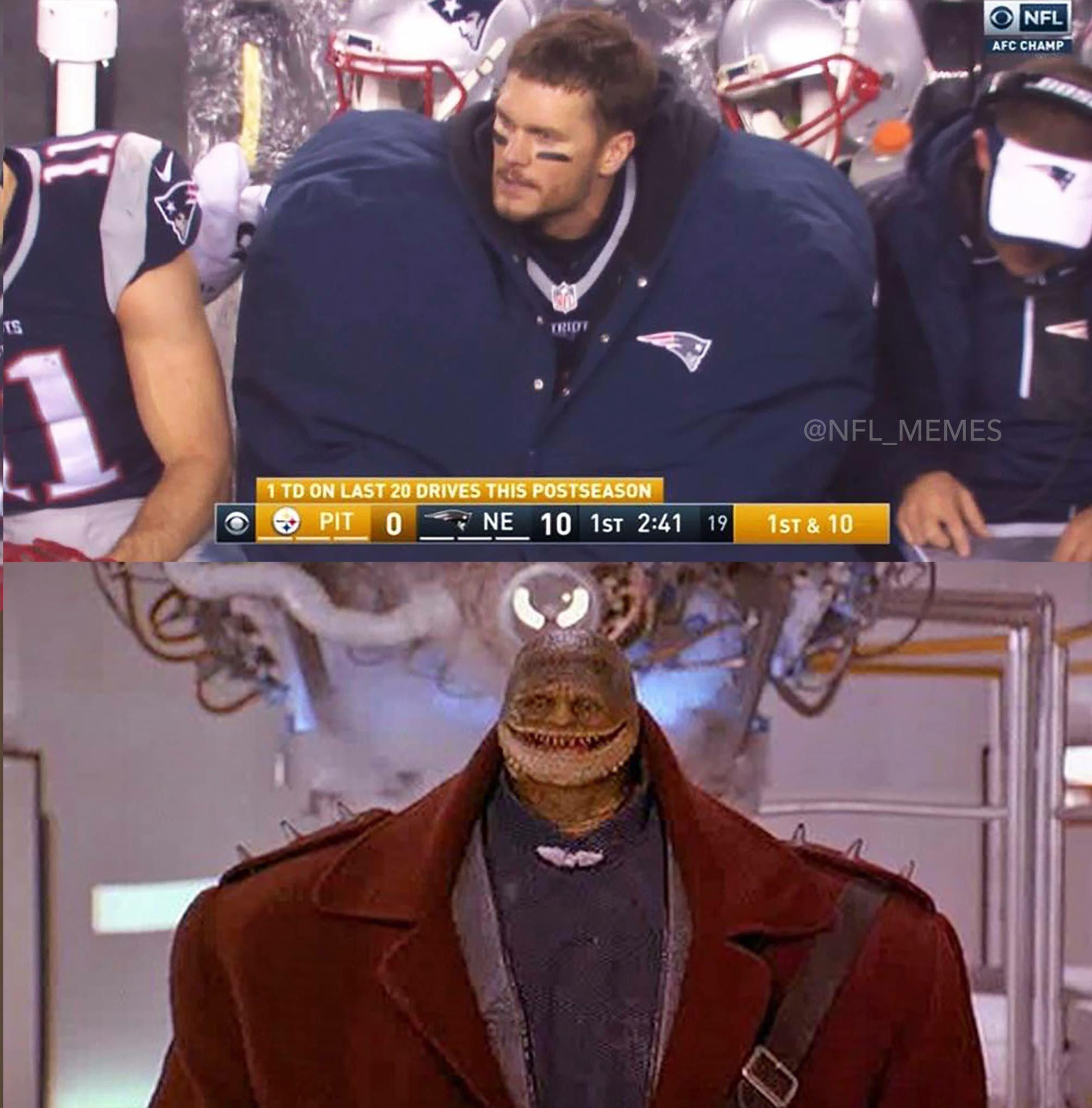 Who Wore It Better? on Random Internet Expertly Trolled Tom Brady
