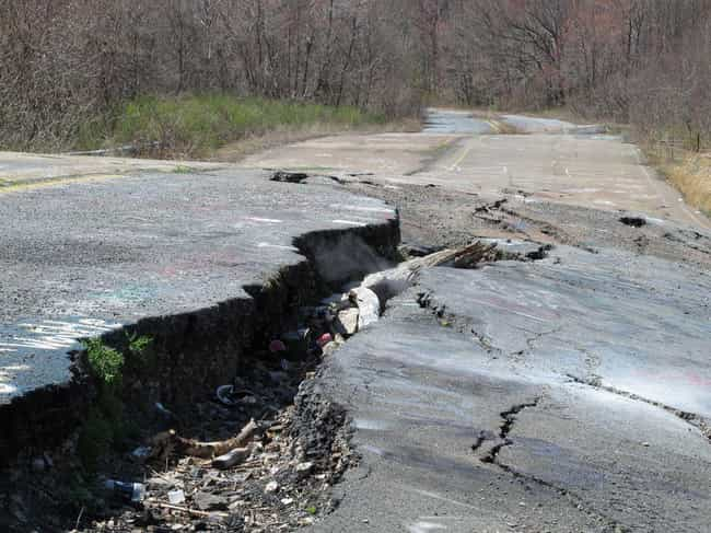 Centralia Is Still On Fi... is listed (or ranked) 1 on the list Horrifying Things About Centralia, The Real Life 'Silent Hill' Right Here In America
