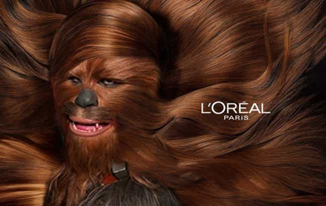 Because Wookie's Are Worth... is listed (or ranked) 2 on the list 28 Times The Internet And Photoshop Made Star Wars Even Better