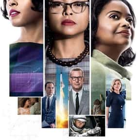 Hidden Figures is listed (or ranked) 1 on the list The Most Inspirational Black Movies