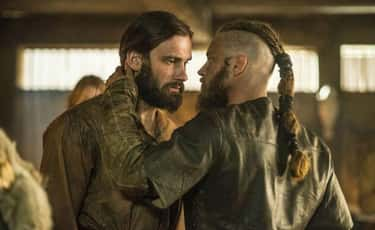 Rollo And Ragnar Probably Neve is listed (or ranked) 1 on the list 11 Historically Inaccurate Details From History Channel's 'Vikings'