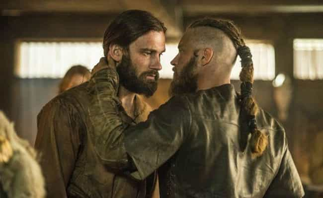 Rollo And Ragnar Probably Neve... is listed (or ranked) 1 on the list 11 Historically Inaccurate Details From History Channel's 'Vikings'