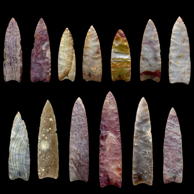 Clovis People is listed (or ranked) 2 on the list 13 Mysterious Ancient Societies That Historians Know Almost Nothing About