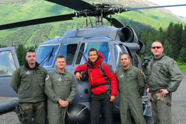 Bear Grylls Almost Died In An SAS Training Mission