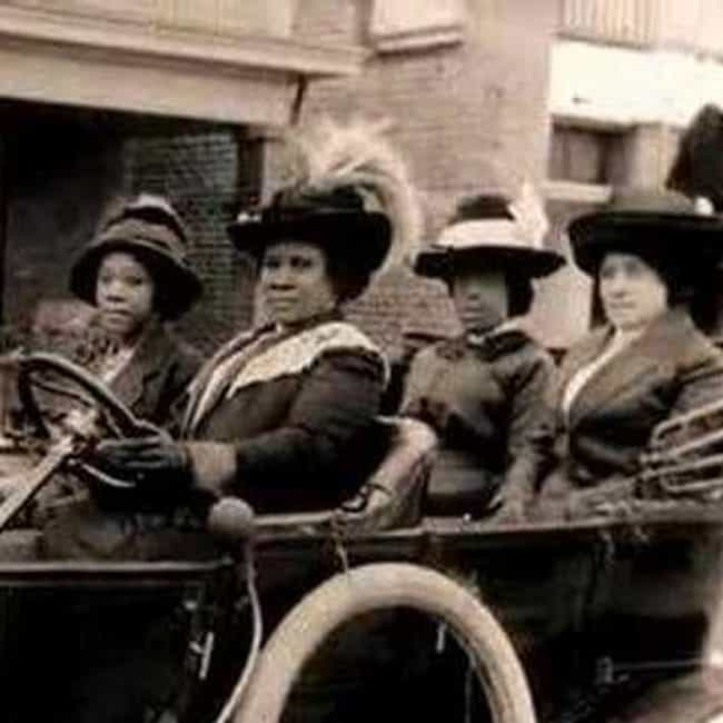She Was One Of The Most ... is listed (or ranked) 2 on the list 15 Incredible Facts About Madam CJ Walker, The First American Female Millionaire
