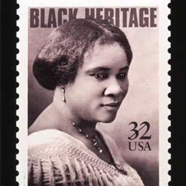 Her Mentor Became Her Bi... is listed (or ranked) 4 on the list 15 Incredible Facts About Madam CJ Walker, The First American Female Millionaire