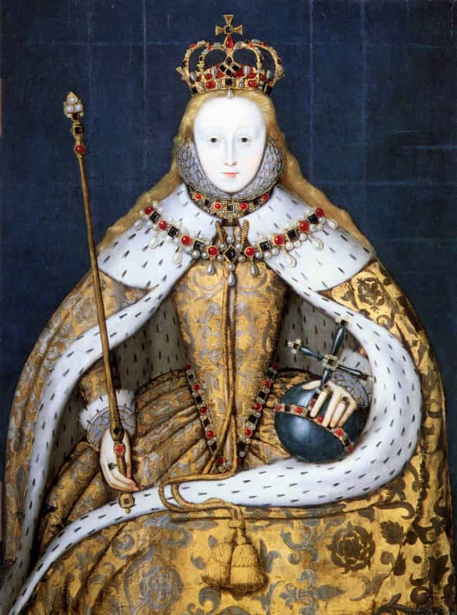 She Defied The Odds To Inherit... is listed (or ranked) 2 on the list Why Queen Elizabeth I Was the Most Hardcore Ruler England Has Ever Seen