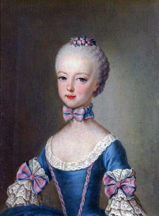 She Got Married At The P... is listed (or ranked) 1 on the list 13 Facts That Prove Marie Antoinette Remains An Extremely Controversial Figure
