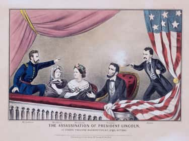 The Assassination Haunted Witn is listed (or ranked) 2 on the list 13 Fascinating Things You Didn't Know About Lincoln's Assassination