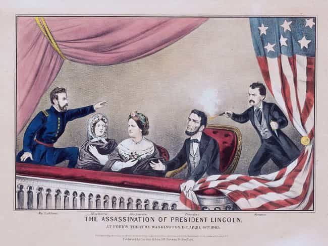 The Assassination Haunte... is listed (or ranked) 2 on the list 13 Fascinating Things You Didn't Know About Lincoln's Assassination