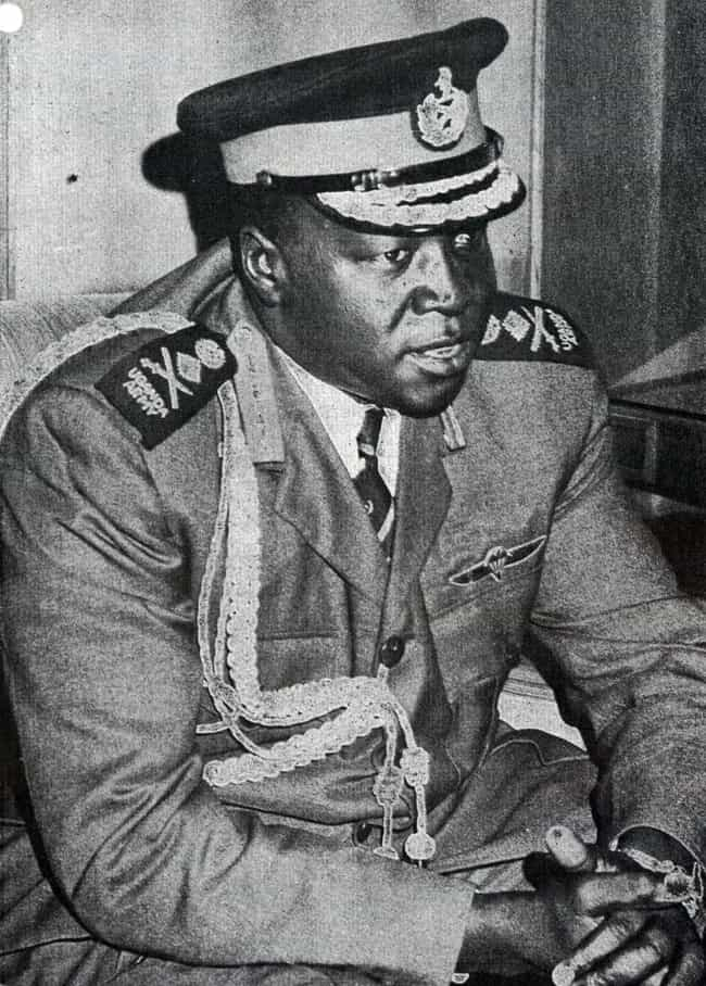 He Claimed To Be A Cannibal is listed (or ranked) 1 on the list 11 Jaw-Dropping Crimes Against Humanity Committed By Uganda's Worst Dictator