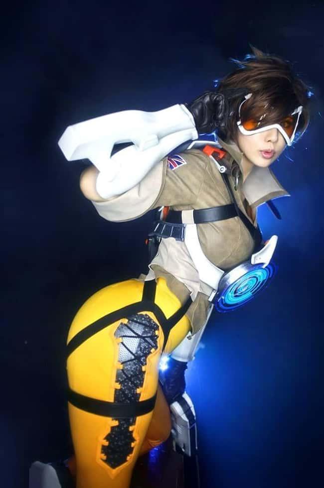 overwatch nsfw cosplay