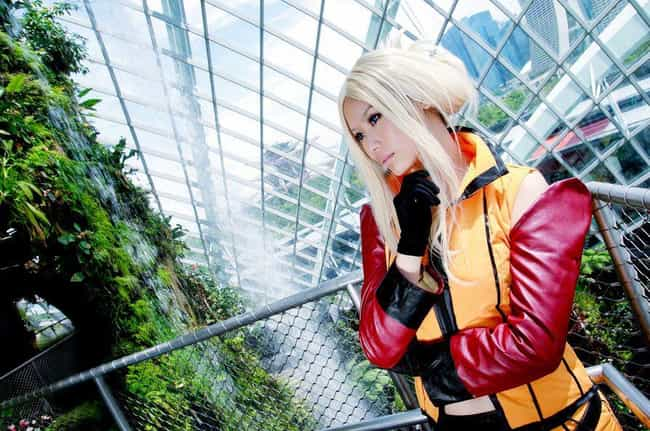 Quistis Trepe - Final Fantasy ... is listed (or ranked) 25 on the list 27 Final Fantasy Cosplayers Who Stepped Right Out Of Your PlayStation
