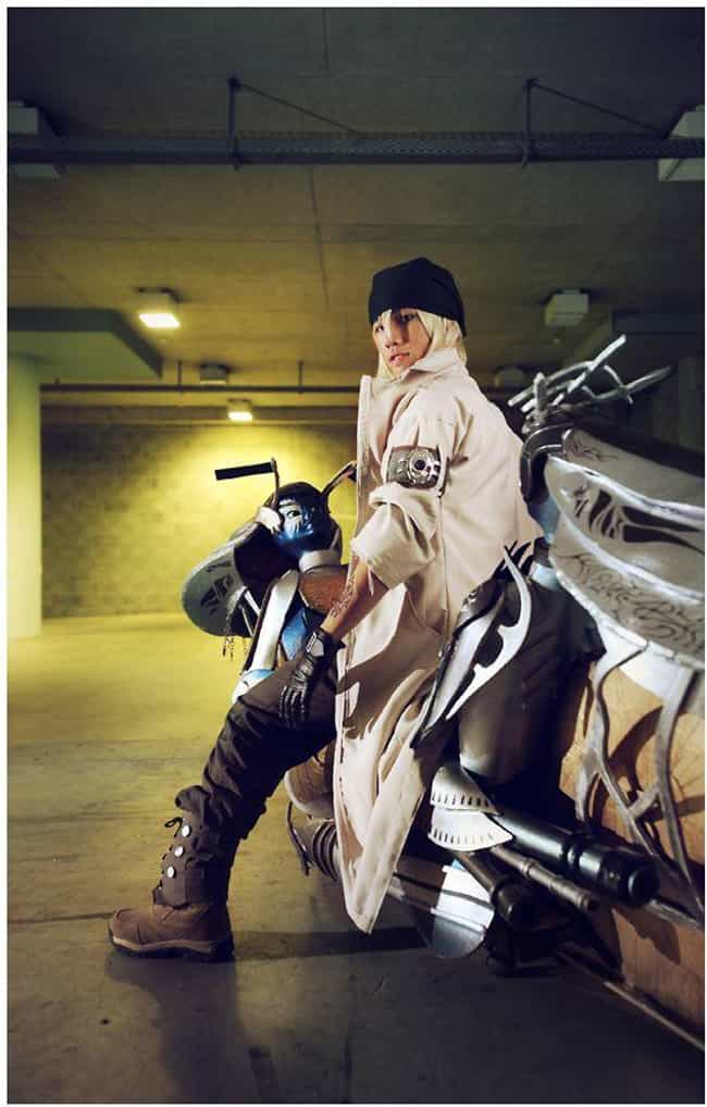 Snow Villiers - Final Fantasy ... is listed (or ranked) 26 on the list 27 Final Fantasy Cosplayers Who Stepped Right Out Of Your PlayStation