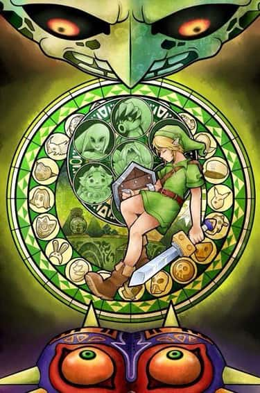 The Legend Of Zelda X Kingdom  is listed (or ranked) 1 on the list 27 Epic Kingdom Hearts Mashups You Would Pay To Play