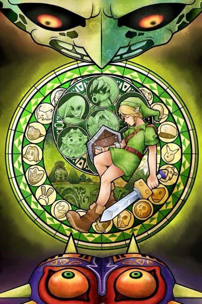 The Legend Of Zelda X Ki... is listed (or ranked) 1 on the list 27 Epic Kingdom Hearts Mashups You Would Pay To Play