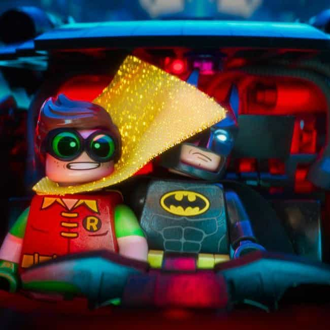 I Only Have One Butt is listed (or ranked) 3 on the list The LEGO Batman Movie Quotes