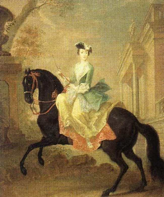 Catherine The Great May Have Been Mounted By Her Favorite Horse, Definitely Got Around